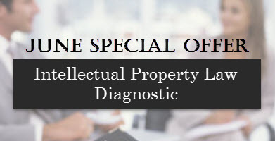 Special Offer - Intellectual Property Law Diagnostic