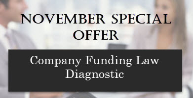 November Special Offer - Company Law Diagnostic